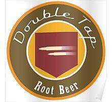 Double Tap Root Beer Perk Poster