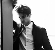 Darren Criss - Broadway Style Guide photoshoot by saragiampy