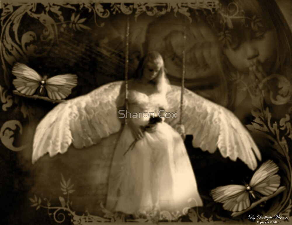"""Angel Series I - """"Soullight Mirrors"""" by Sharon Cox"""