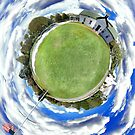 Ashawagh Hall 360 Degree Panoramic by Kristina Gale