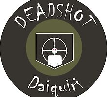Dead Shot Daiquiri Perk by OblivionRing