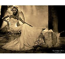 "Angel Series I - ""Soullight Mirrors"" Photographic Print"