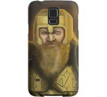Dwarven Warrior Samsung Galaxy Case/Skin