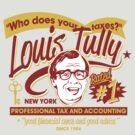 Louis Tully Accounting by SykoGraphx