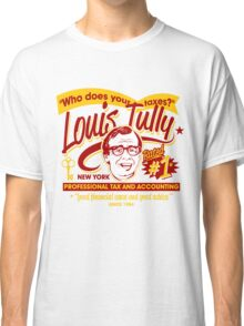 Louis Tully Accounting Classic T-Shirt