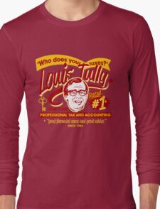 Louis Tully Accounting Long Sleeve T-Shirt
