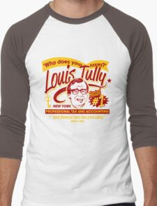 Louis Tully Accounting Men's Baseball ¾ T-Shirt