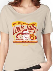 Louis Tully Accounting Women's Relaxed Fit T-Shirt