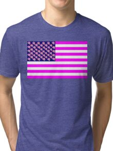 The United States of Pinkie Pie Tri-blend T-Shirt