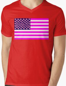 The United States of Pinkie Pie Mens V-Neck T-Shirt
