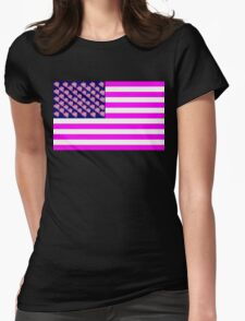 The United States of Pinkie Pie Womens Fitted T-Shirt