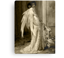 "Angel Series I - ""Soullight Mirrors"" Metal Print"