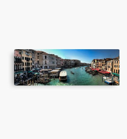 For Guendalyn, hope you make it there soon. Canvas Print