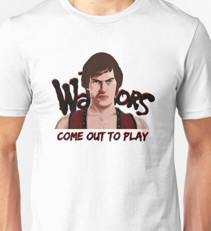 The Warriors Come Out To Play (Ajax) Unisex T-Shirt