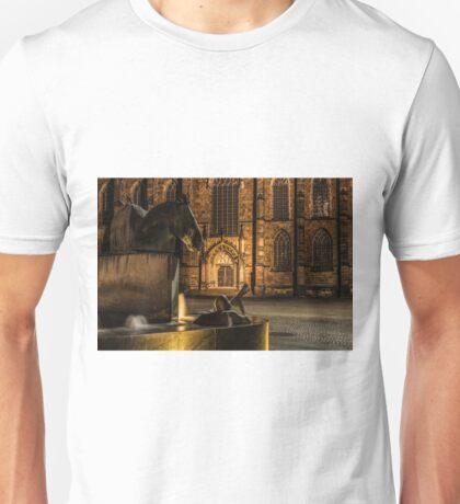 nightly fontain Unisex T-Shirt