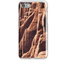 Sanstone Fins, Arches National Park, Utah iPhone Case/Skin