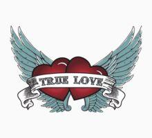 Rockabilly True Heart Love Kids Clothes