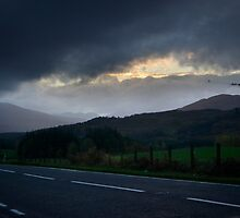 The Scottish Highlands No.5 by Chris Cardwell