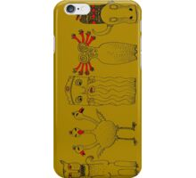 From the Attic of Forgotten Gods iPhone Case/Skin