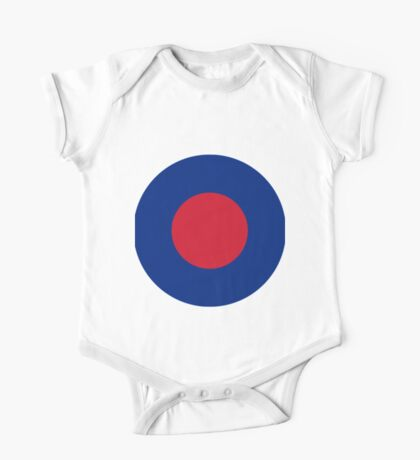 Royal Air Force Low Visibility Roundel One Piece - Short Sleeve