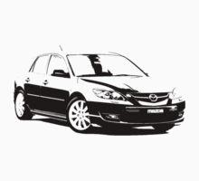Mazda 3 by garts