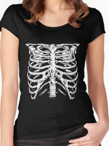 Punk Ribs Women's Fitted Scoop T-Shirt