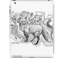 Fox Spirit iPad Case/Skin