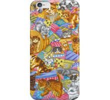 Day Dreaming Cats iPhone 4 Case iPhone Case/Skin