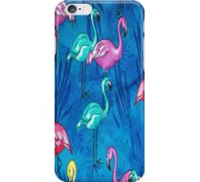 Enchanting Flamingos iPhone 4s Case iPhone Case/Skin