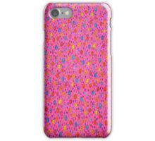 Fuscia Flowers  iPhone 4 & 4s Case iPhone Case/Skin
