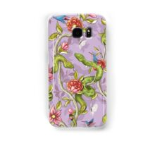 Morning Song - lavender Samsung Galaxy Case/Skin