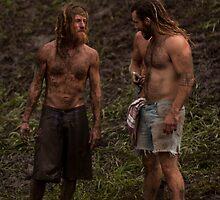 Muddy Hippies by David Baird