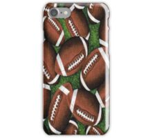 Football Fun iPhone 4 & 4s Case iPhone Case/Skin