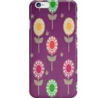 Crazy Flowers iPhone 4 & 4s Case iPhone Case/Skin