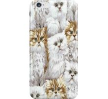 Fluffy Kittens iPhone 4 & 4s Case iPhone Case/Skin