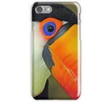 Toucan iPhone case iPhone Case/Skin