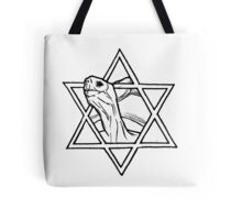 The turtle of wisdom Tote Bag