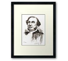 Gaston Vuillier Le Berquier Jules Ambroise Framed Print