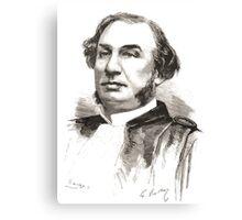 Gaston Vuillier Le Berquier Jules Ambroise Canvas Print