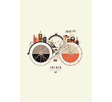 Free Rider Photographic Print
