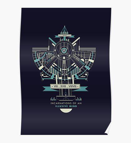 Illusive Minds Poster