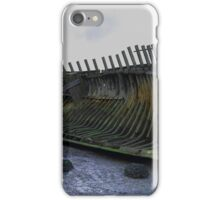 OLD WRECK iPhone Case/Skin