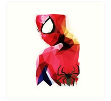 Geometric ASM 2 Art Print