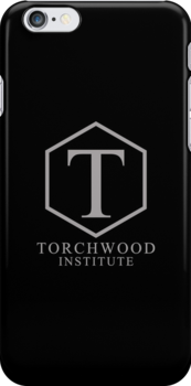 Torchwood Classic Logo Case by Christopher Bunye