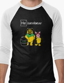 Heisenbear and Pigman Men's Baseball ¾ T-Shirt