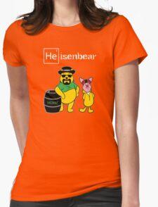 Heisenbear and Pigman Womens Fitted T-Shirt