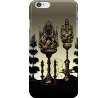 The Secret Budapest, from the Black Ibis iPhone Case/Skin