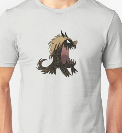 Brown hound, Don't Starve Unisex T-Shirt