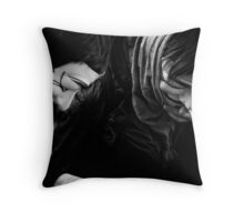 Occupy LSX ~ anonymous Throw Pillow