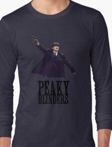 Peaky Blinders Murphy Long Sleeve T-Shirt